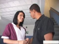 Latino Sex mit Shemale